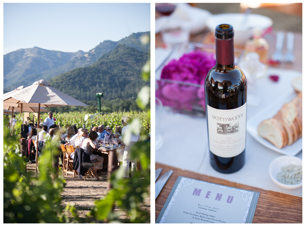 Napa Valley Vineyard Wedding 10