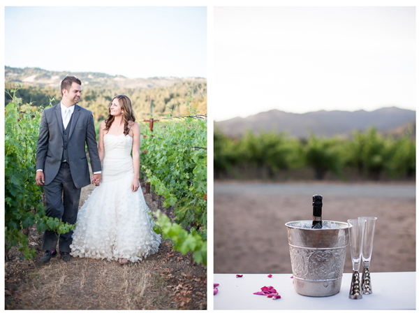 Napa Valley Vineyard Wedding 15