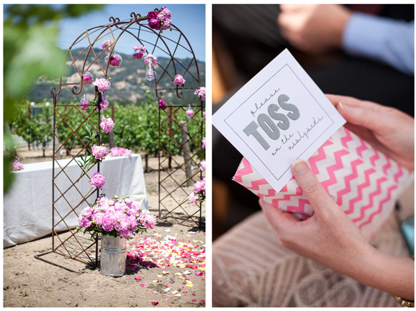 Napa Valley Vineyard Wedding 6