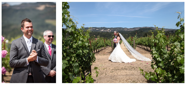 Napa Valley Vineyard Wedding 7