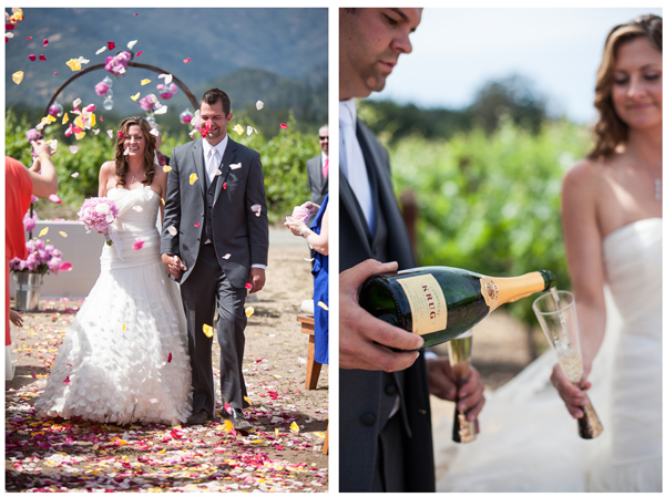 Napa Valley Vineyard Wedding 8