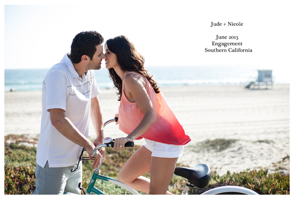 SoCal Beach Engagement 1