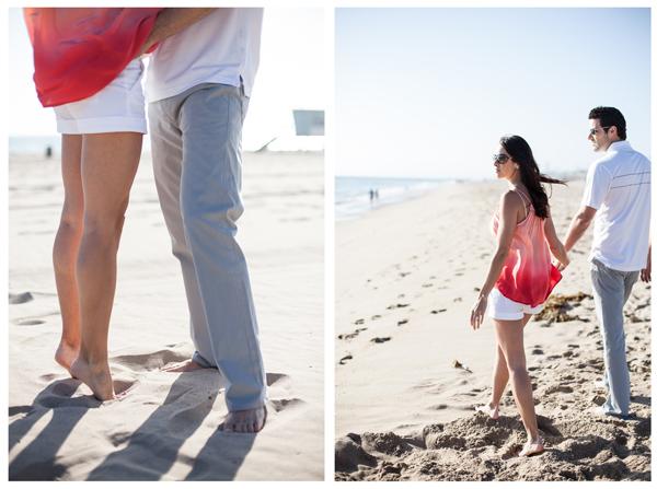 SoCal Beach Engagement 3