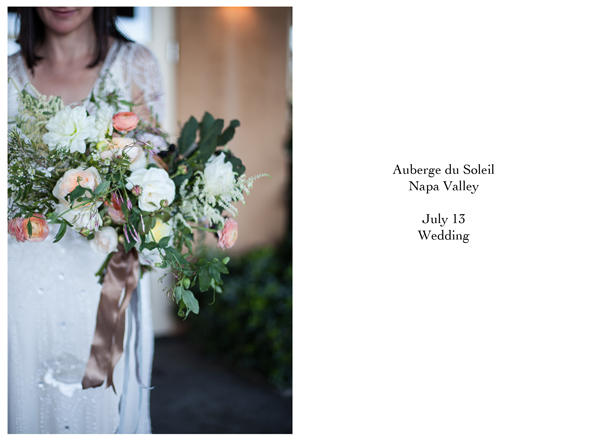 Napa Valley Wedding 1