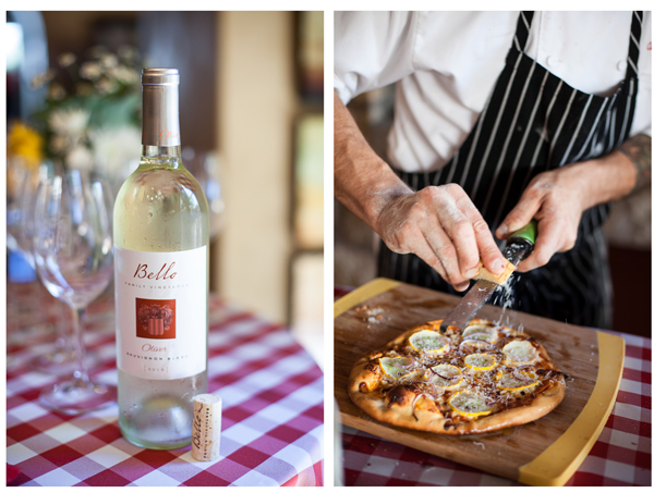 Napa Valley Winery Pizza Party 2