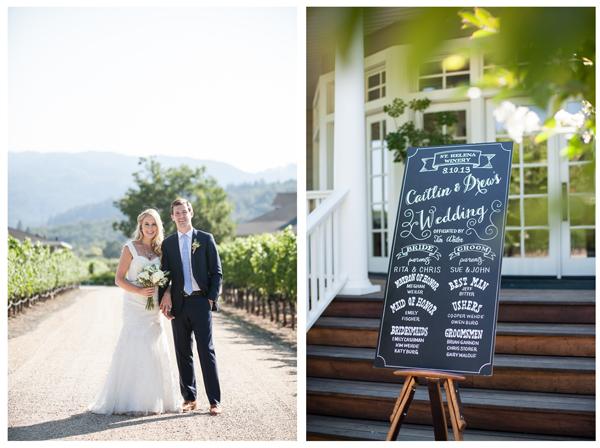 Napa Valley Vineyard Wedding 7