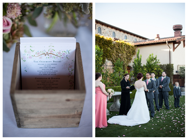 Jacuzzi Winery Sonoma Wedding 4