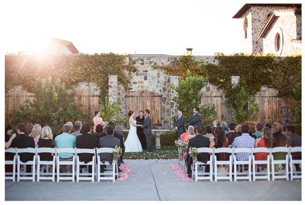 Jacuzzi Winery Sonoma Wedding 5