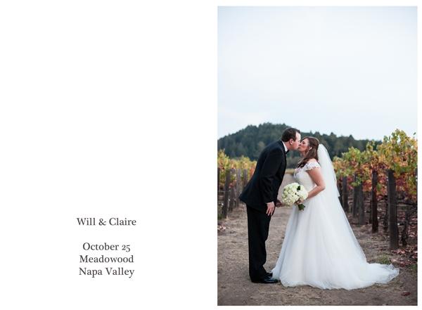 Meadowood Napa Valley Wedding 1