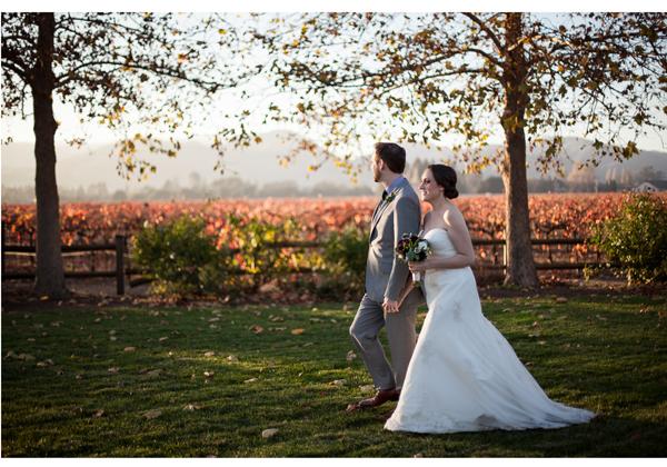 Napa Valley Intimate Wedding 7