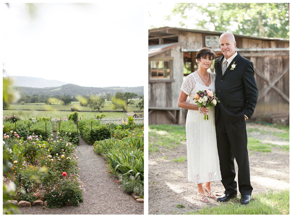 Barn & Vineyard Elopement 6
