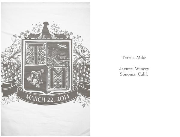 Jacuzzi Winery Sonoma Wedding 1
