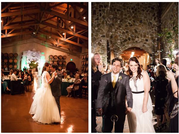 Jacuzzi Winery Sonoma Wedding 11