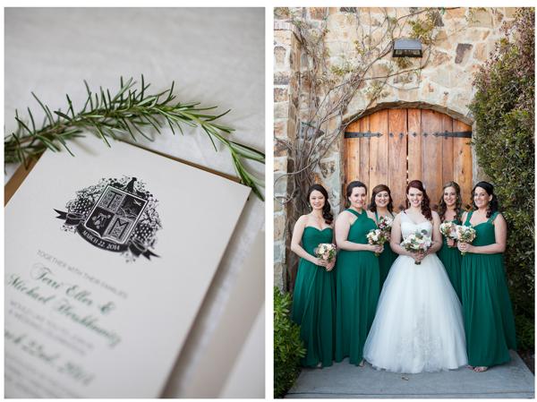 Jacuzzi Winery Sonoma Wedding 5