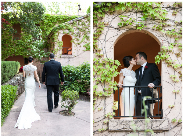 Sonoma Mission Inn Intimate Wedding 6