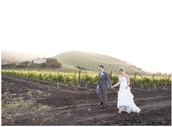 Gloria Ferrer Winery Cave Wedding 7