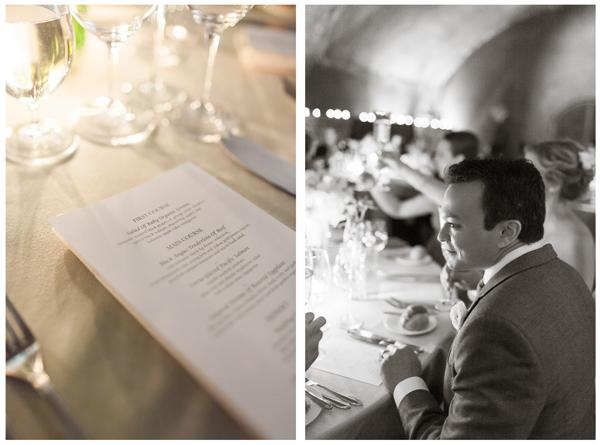 Gloria Ferrer Winery Cave Wedding 8