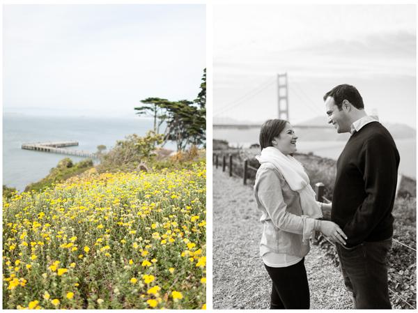 Golden Gate Bridge Engagement 2