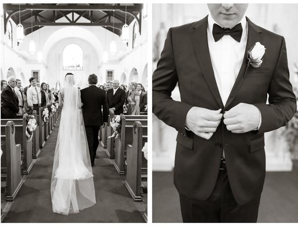 sonoma golf club st francis church wedding 3