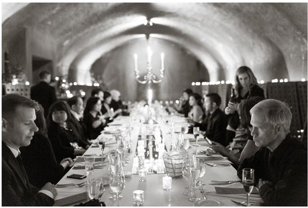 sonoma wine cave wedding