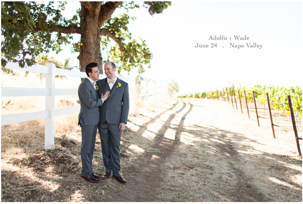 Napa Destination Wedding 1