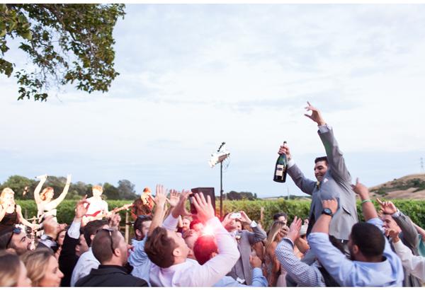 Napa Valley Vineyard Wedding 11