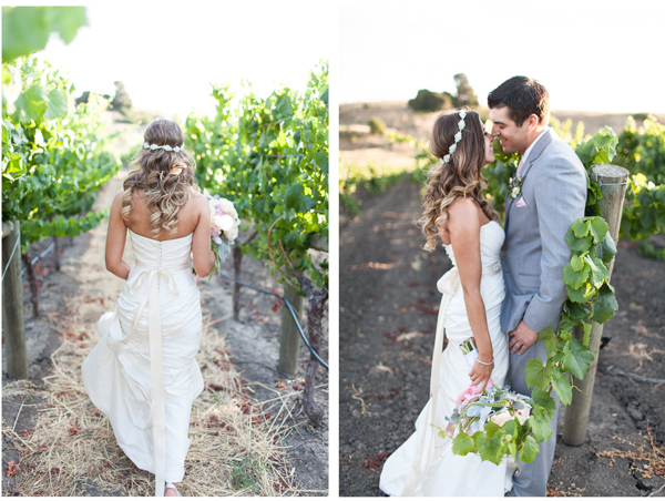 Napa Valley Vineyard Wedding 8