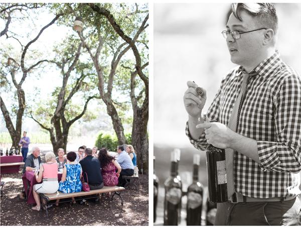 Wine Tasting Wedding 8
