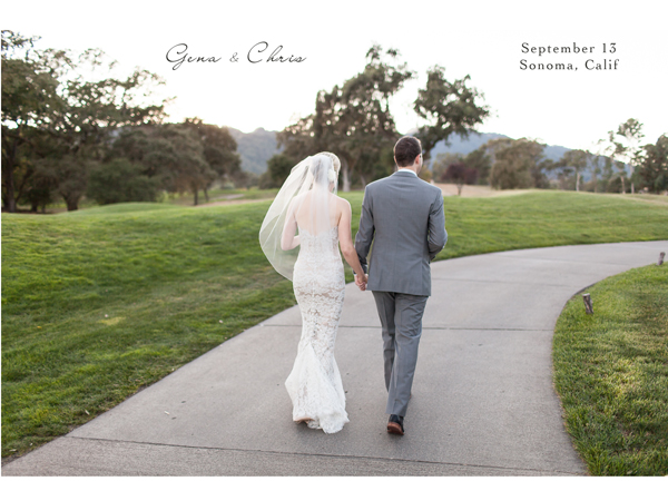 Sonoma Golf Club Wedding 1