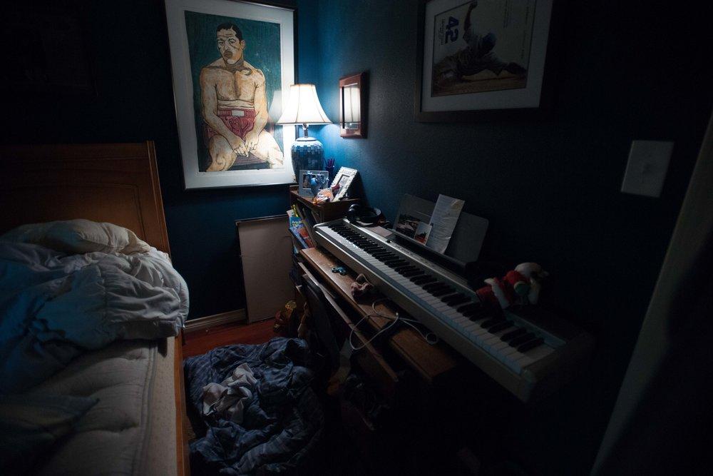 Bleu's Room
