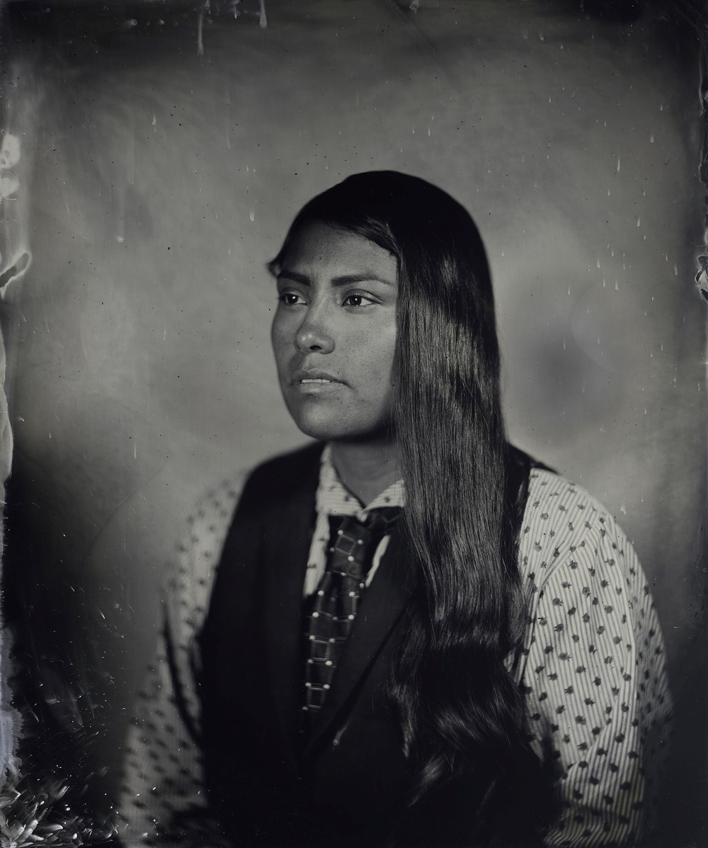 8.)	Angel Mills, Oglala Lakota, Porcupine South Dakota, America