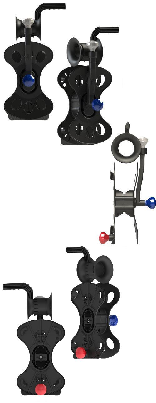 The FreeReel System: The BEST system available for Handling Cords, Hoses, Cables and Ropes