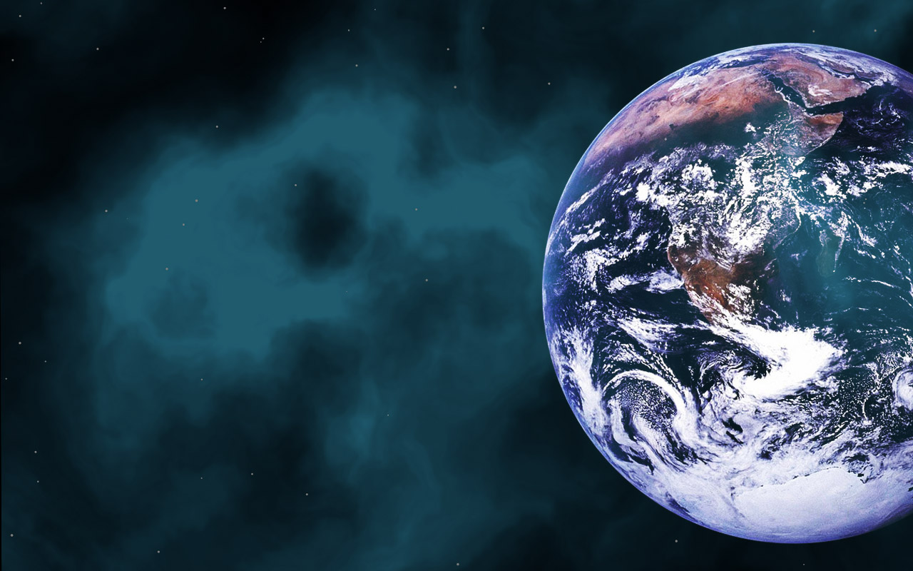 New Earth. Part 2
