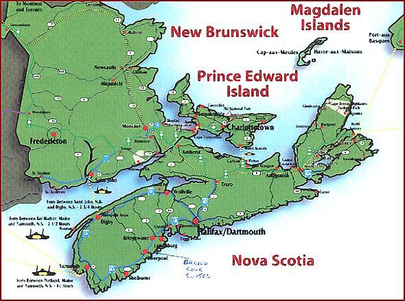 Atlantic Canada Ron James
