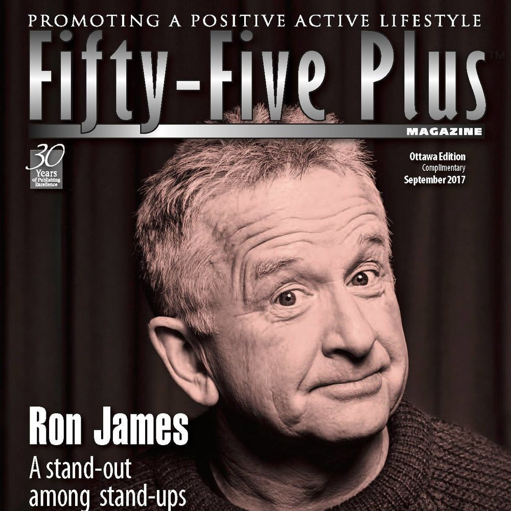 Ron James 55+ Magazine Cover.jpg