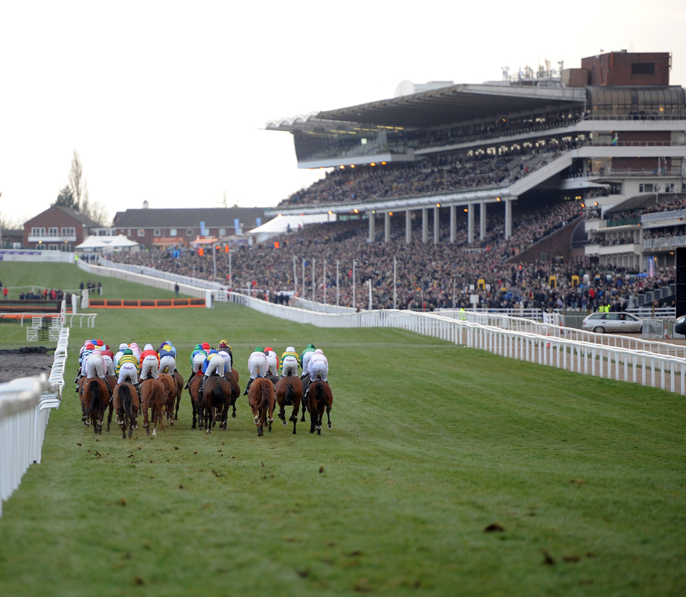 Cheltenham Finish
