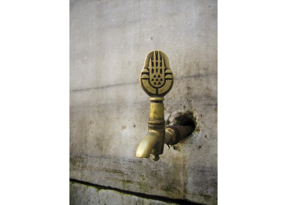Prayer Faucet
