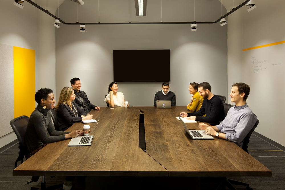 Conference Room, Kivvit, Lower Manhattan | Click here to read more