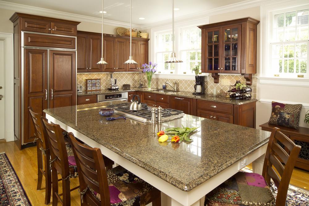 Residnetial Kitchen Construction Roanoke VA Salem VA Pitman Construction