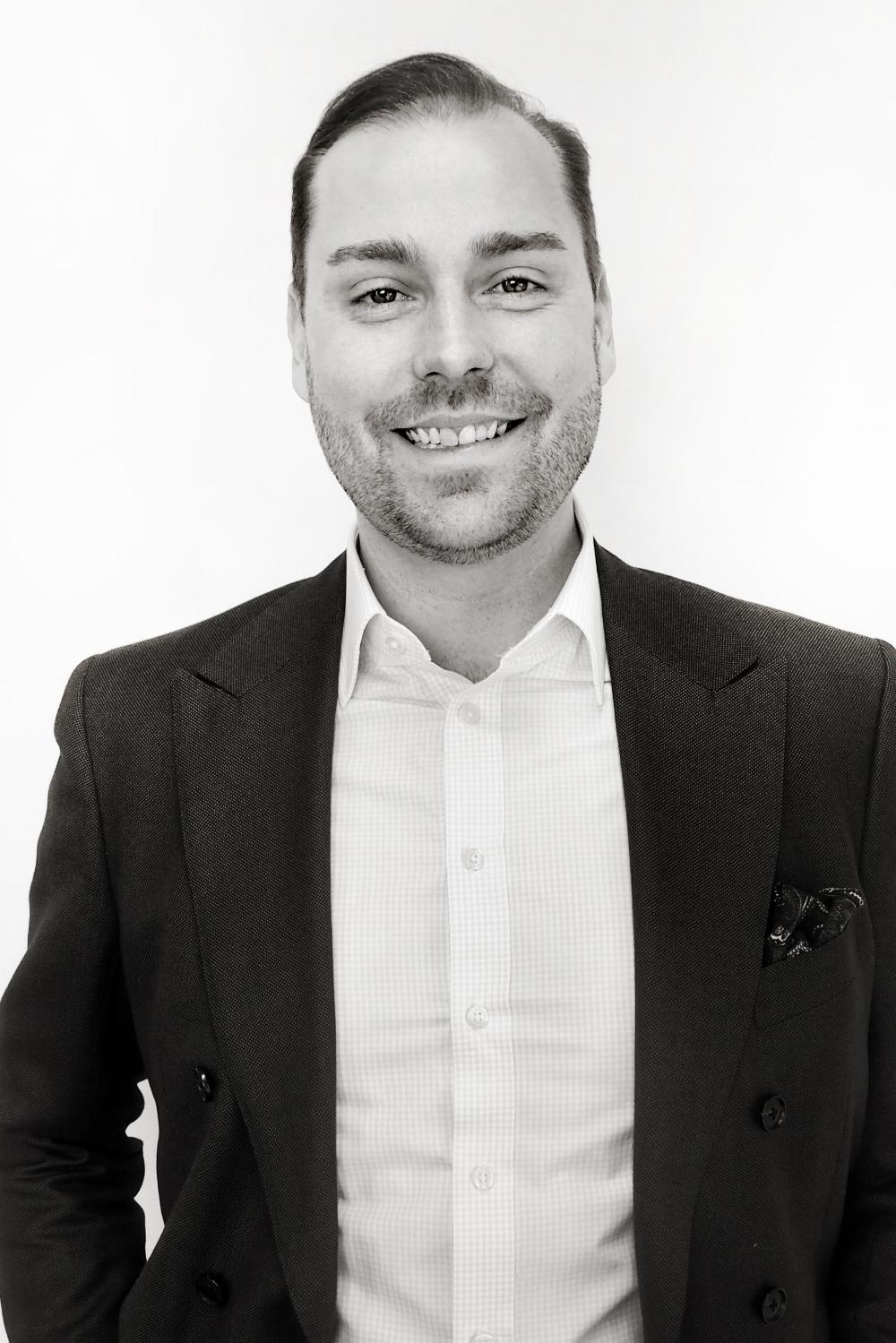 Simon Marks I Partner