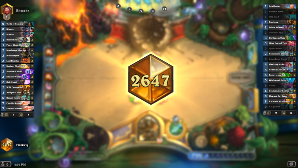 Hearthstone Proof of Legend!.PNG