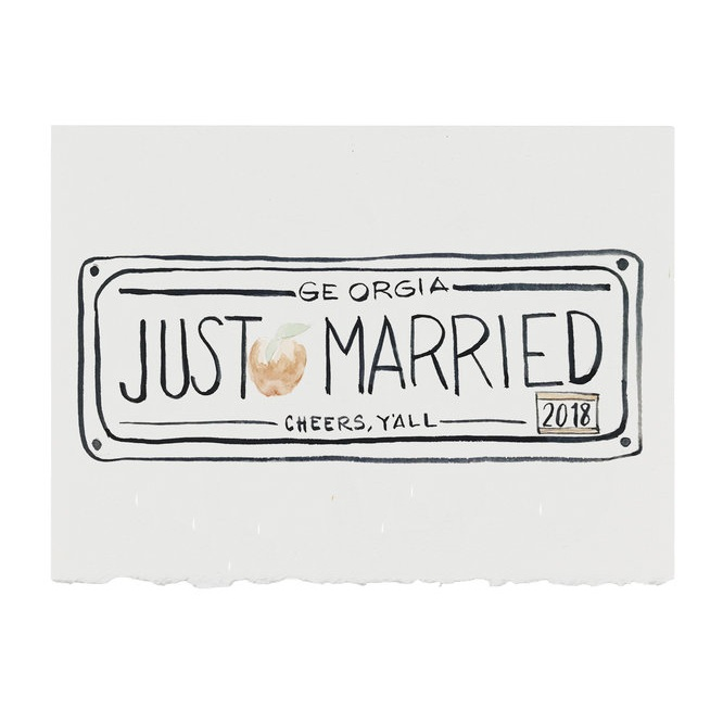 greeting cards - Celebrate with the happy couple!
