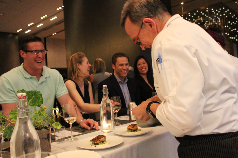 The future ofseafood   starts with celebration