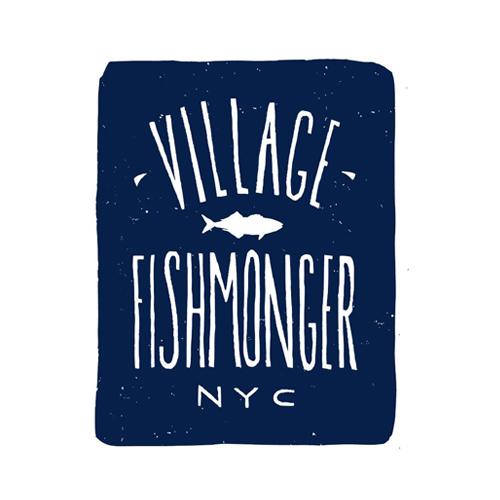 Village Fishmonger logo