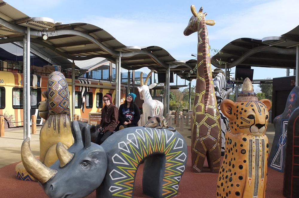 Motherworks - Werribee Zoo