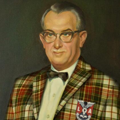 Founder, Ding Daniels. 1948