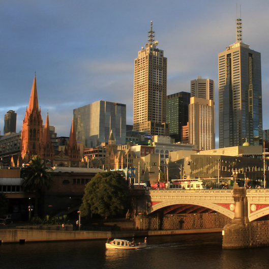 Melbourne, Australia October 14-16, 2018