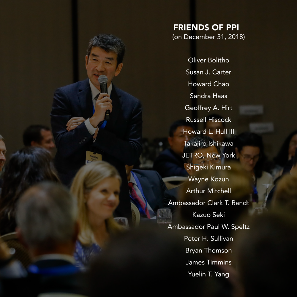 Friends of PPI