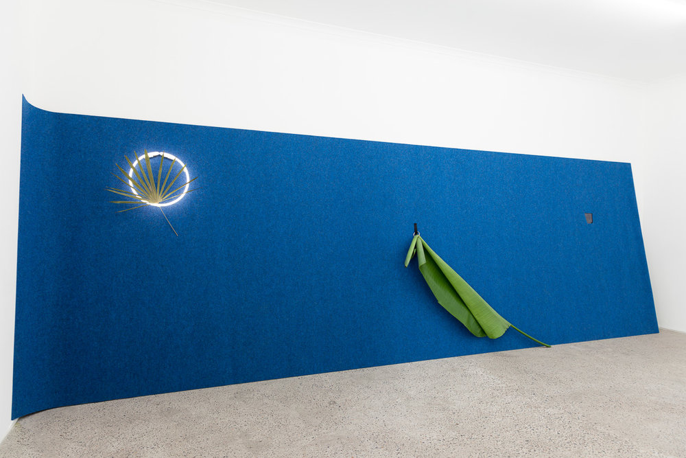 1 - On the turning poing of becoming and returning (blue), MOP Projects, 2016.jpg