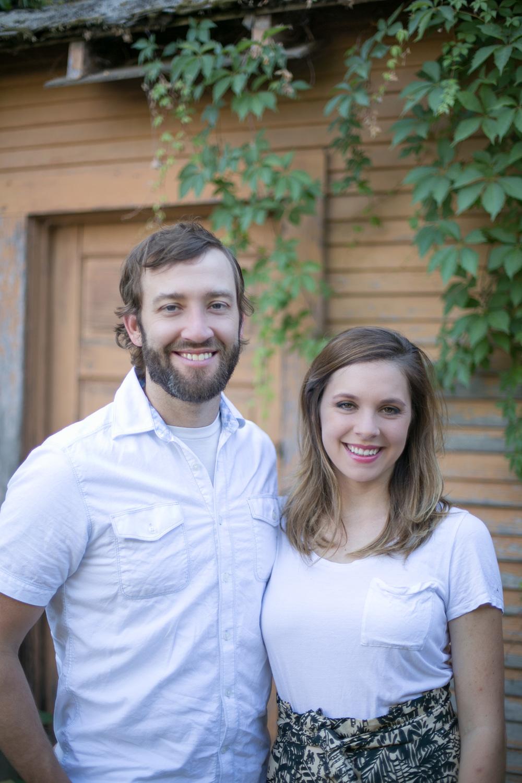 Daniel and Amber Mathews